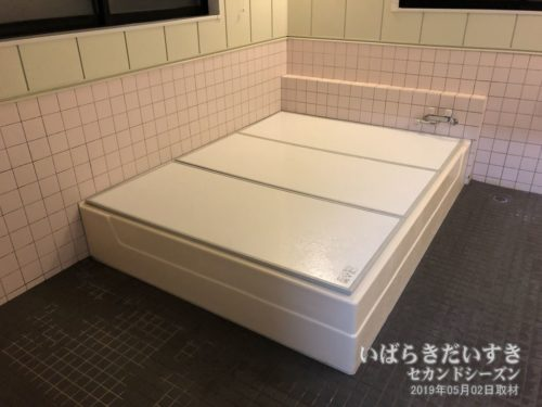 浴槽:朝日屋旅館