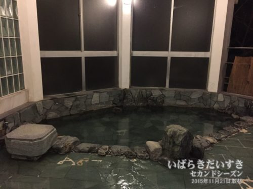 風呂:ホテル奥久慈館