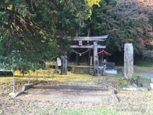 茨城百景 西金砂山 (西金砂神社)