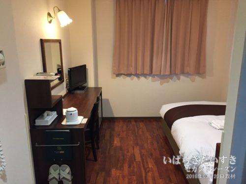 シングルルーム:セントラルホテル磯原