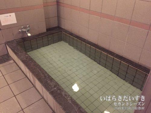 湯舟:セントラルホテル磯原