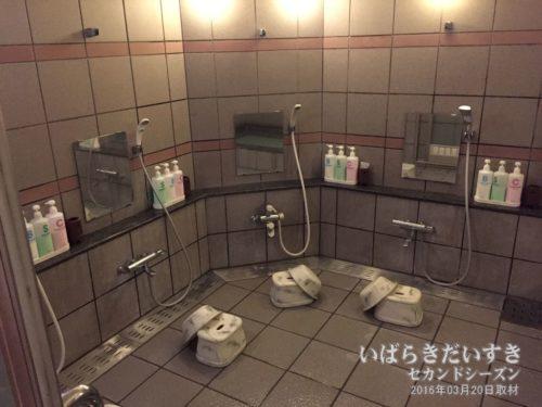 洗い場:セントラルホテル磯原