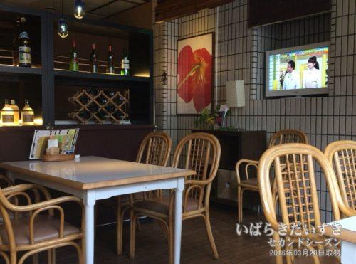 2F レストラン網元:ホテル網元