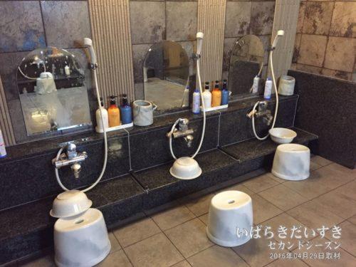 洗い場:とあるホテルルートイン