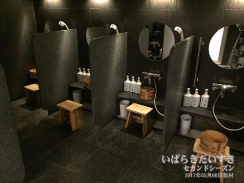 洗い場:スーパーホテル鹿嶋