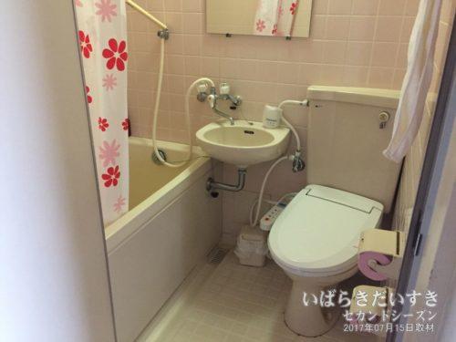 ユニットバス:大金温泉グランドホテル