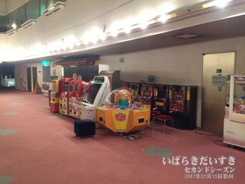 ゲーム機:大金温泉グランドホテル