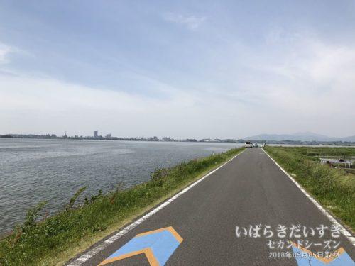 霞ヶ浦 / 霞ヶ浦サイクリングロード