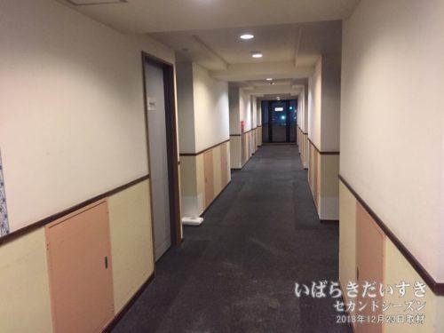 廊下:ホテルウィングインターナショナル鹿嶋