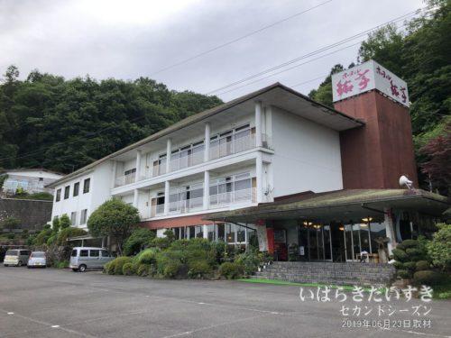 ホテル鮎亭:外観