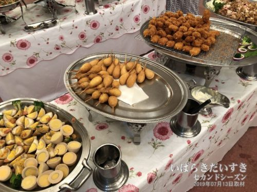 夕食(2019年度版):大金温泉グランドホテル