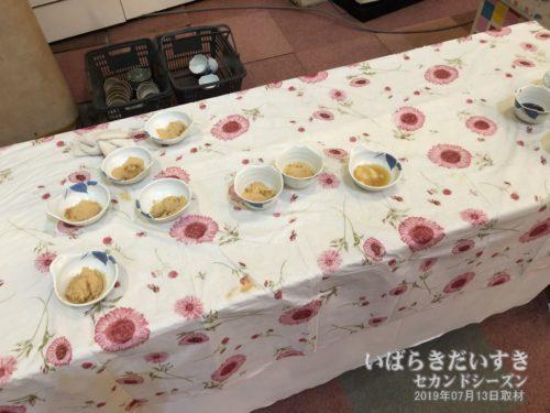 つきたてのお餅を提供:大金温泉グランドホテル