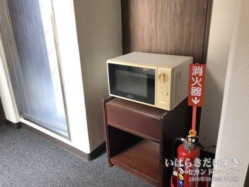 電子レンジ:神宮ホテル