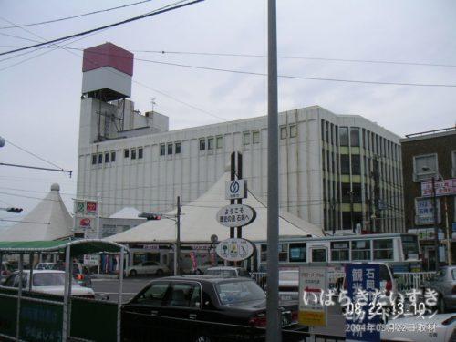 西友 石岡店(2004年撮影)