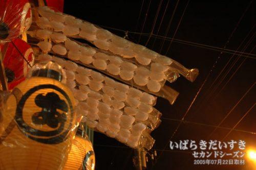 江戸崎祇園祭:荒宿町芸座連