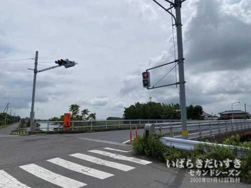 茨城百景 包含風景 浄玄橋