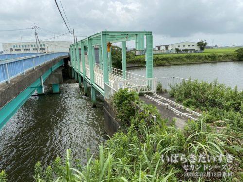 茨城百景 包含風景 柴崎の堰