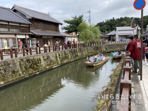 小野川 / 佐原の町並み