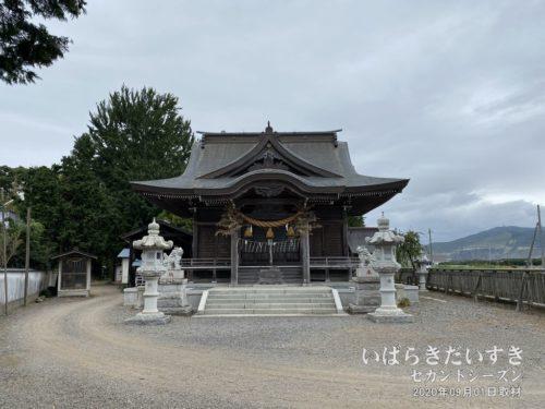 土浦 鷲神社。