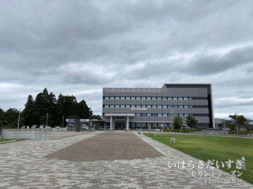稲敷市 新庁舎