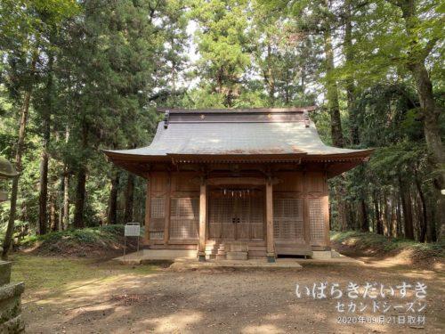 橘郷造神社