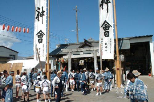 潮来祇園祭 (2006年)