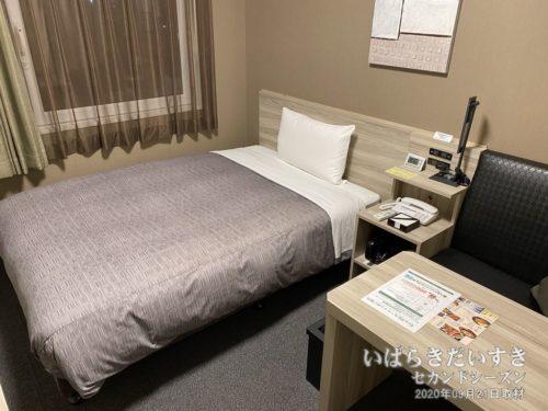 シングルルーム / ホテルルートイン土浦