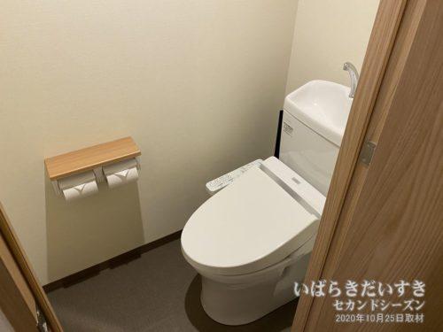 トイレ:ドーミーイン水戸