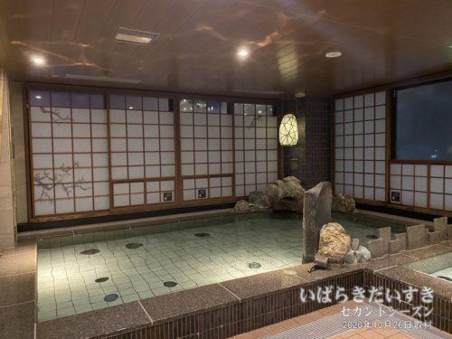 内風呂:ドーミーイン水戸
