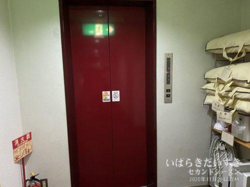 エレベーター:多賀ステーションホテル