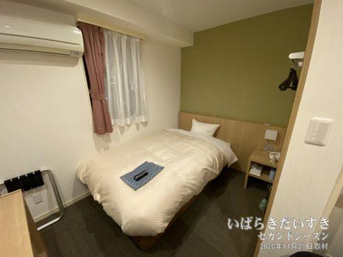 シングルルーム:多賀ステーションホテル