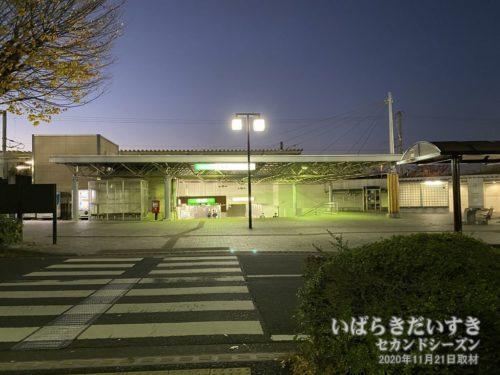 JR十王駅。