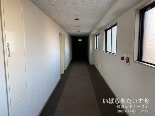 廊下:多賀ステーションホテル