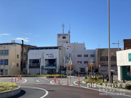 外観:多賀ステーションホテル