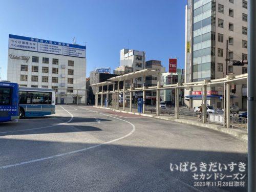 JR土浦駅 西口 5番乗り場