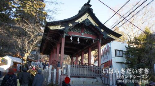 筑波山神社 御神橋