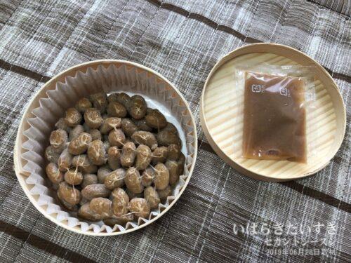 わっぱ納豆_梅味_丸真食品