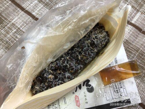 小粒黒大豆納豆_黒船_丸真食品